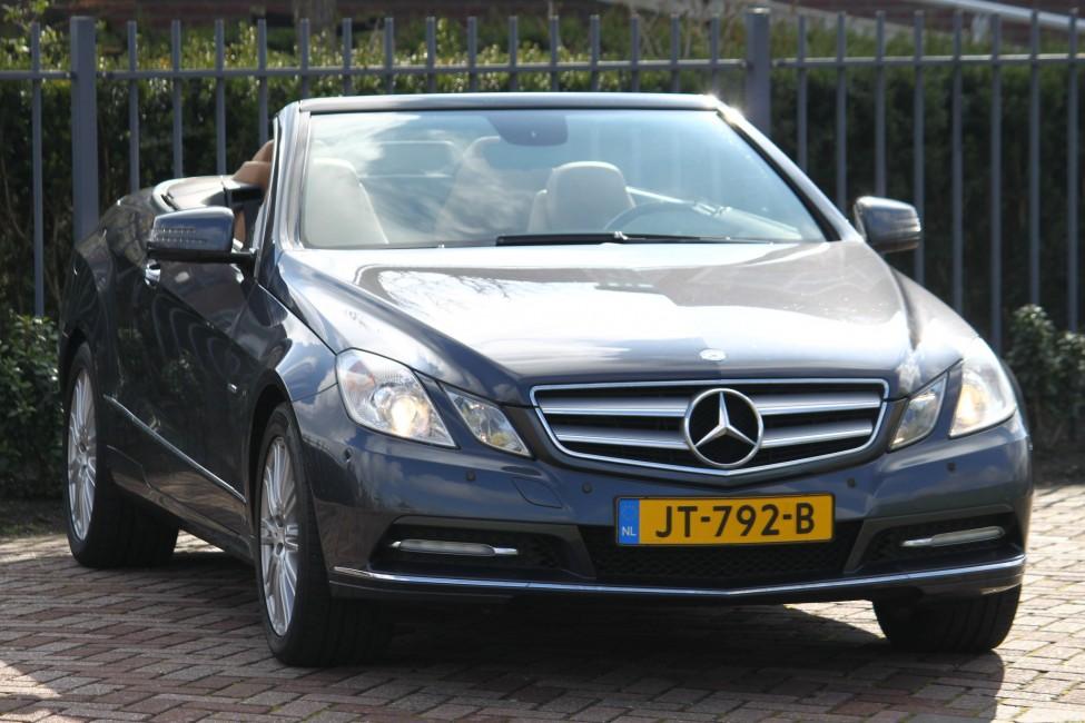 Mercedes Benz E220 CDI Elegance Cabriolet