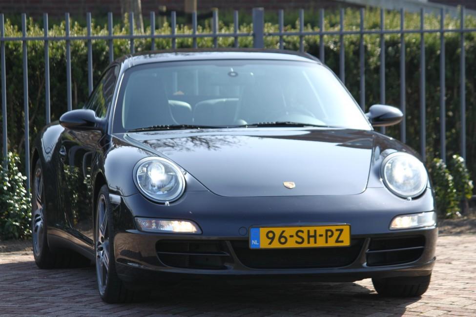 Porsche 911 type 997 Carrera 4 automaat