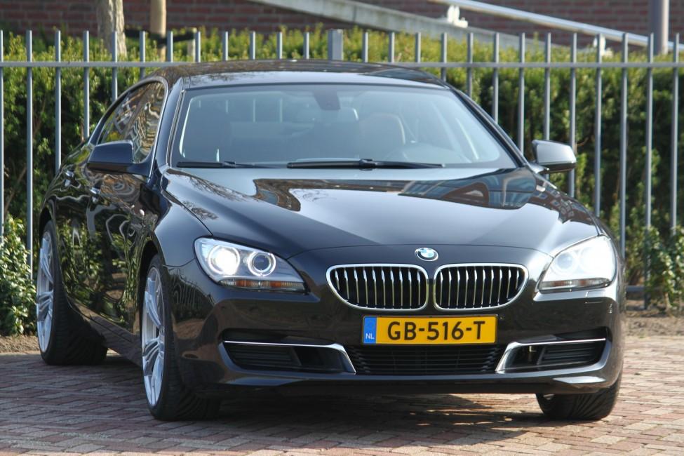 BMW 640d Gran Coupe High Executive