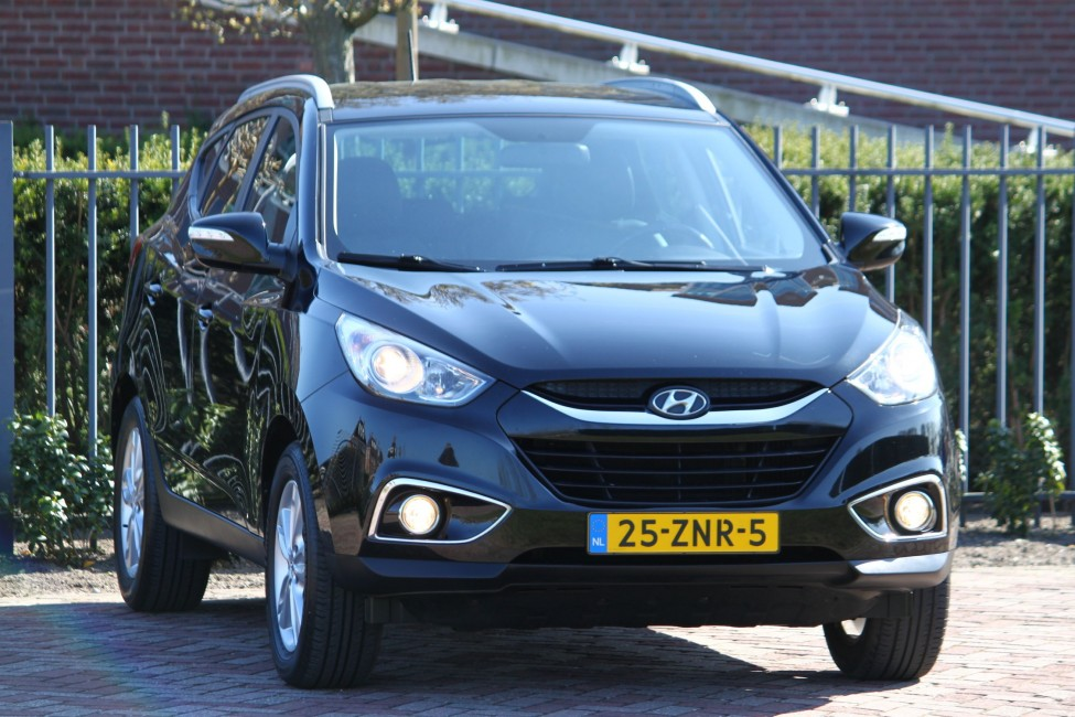 Hyundai ix35 2.0 CRDi Business Edition