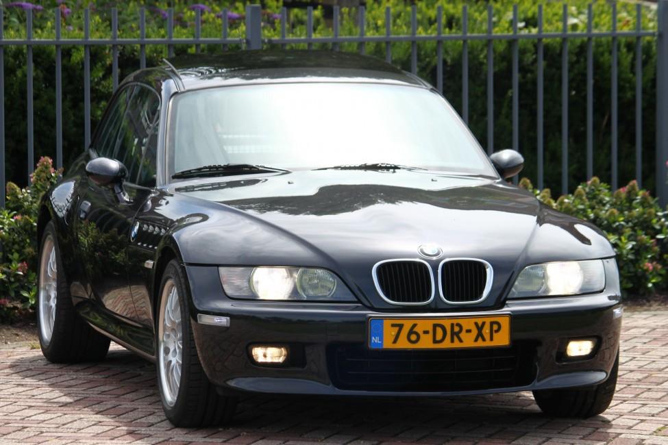 BMW Z3 Coupe 2.8i Automaat Uniek! TE LAAT!!