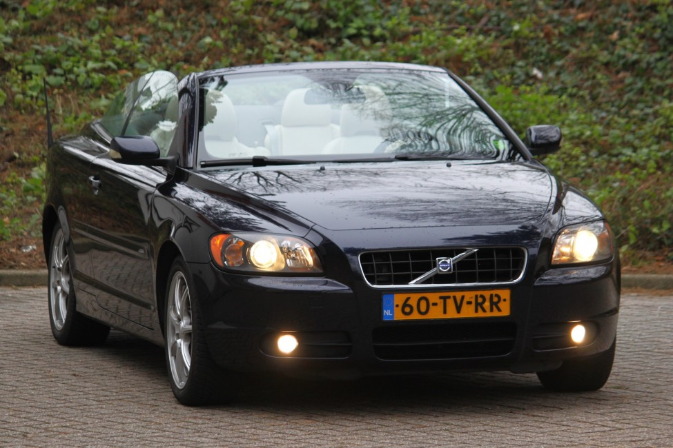 Volvo C70 2.4 Momentum Cabriolet Full option, dealeronderhouden! TE LAAT!