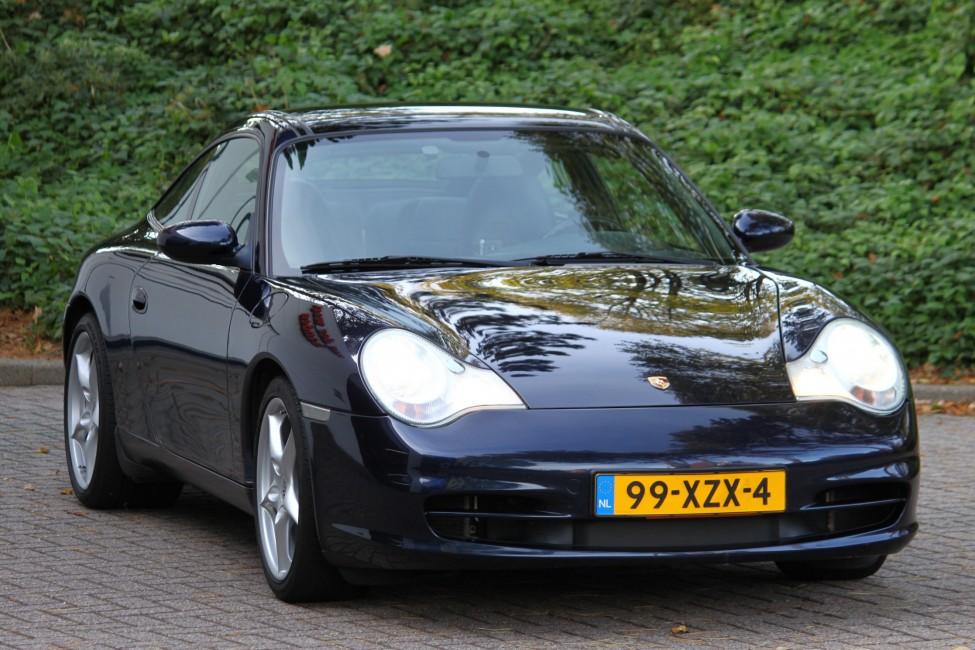 Porsche 911 3.6 Targa Handgeschakeld in sublieme staat! TE LAAT!