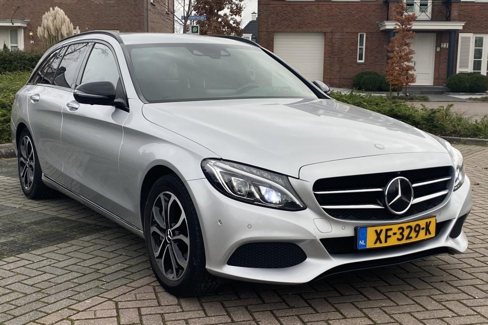 Mercedes Benz C350e Plug in Hybrid in NIEUWstaat Te Laat...