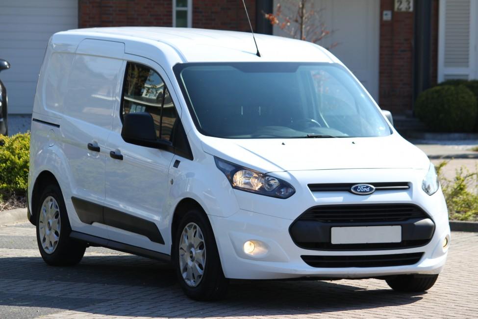 Ford Transit Connect1.6 TDCI 3 peroons, schuifdeur, airco etc TE LAAT!