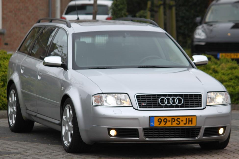 Audi S6 Avant 4.2 V8 Quattro Automaat Dealeronderhouden TOPStaat