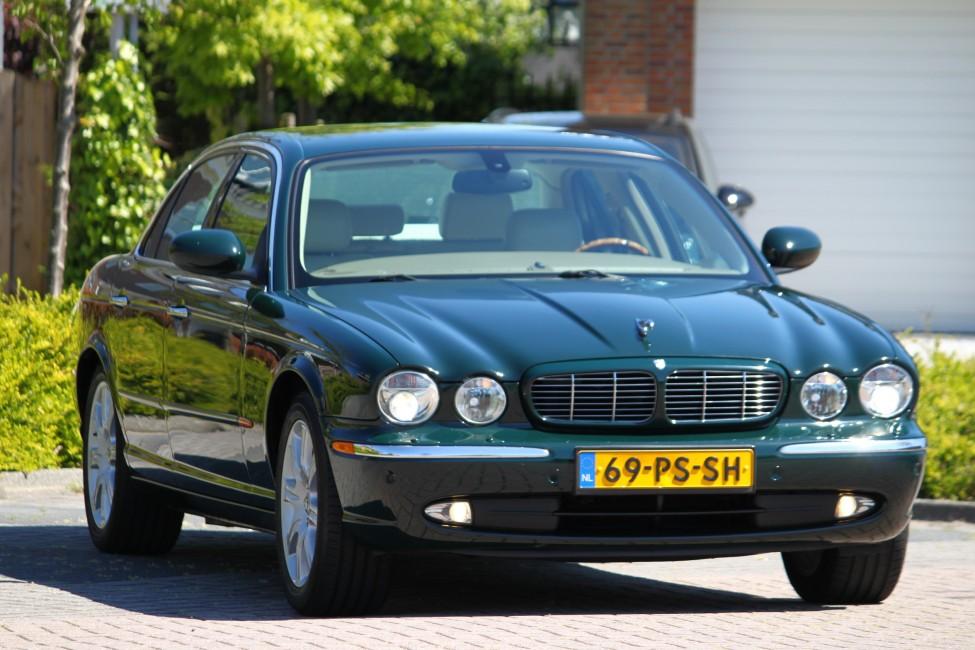 Jaguar XJ 4.2 V8 XJ8 Origineel NL, schitterende staat, Bijtellingsvriendelijk