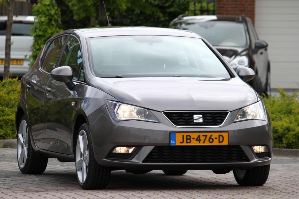 Seat Ibiza 1.2 TSI Style 5 deurs 41dkm! TE LAAT!