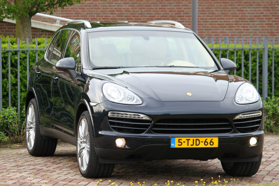 Porsche Cayenne 3.0D Full option TE LAAT...