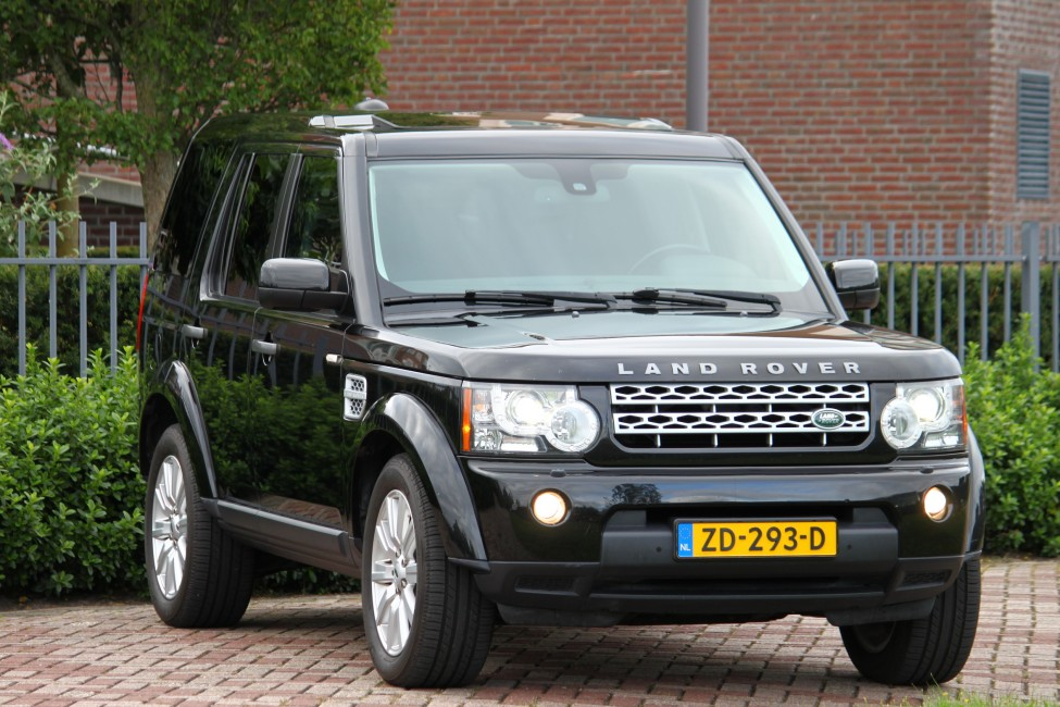Land Rover Discovery 4 5.0 V8 HSE Black Edition 7 persoons